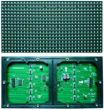 светодиодные модули для экранов