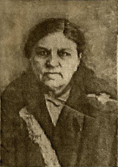 Последняя игуменья Викторина (Нефедова)