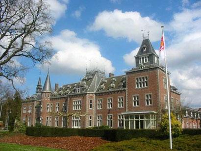 Le château de Bokrijk
