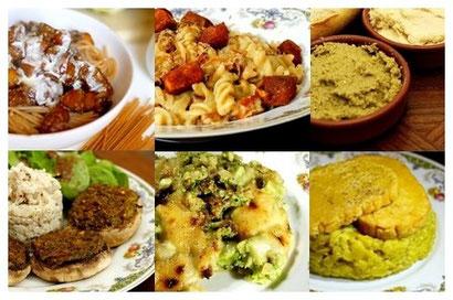 Recettes salées, faciles et souvent sans gluten