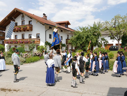 Inngautrachtenfest in Rohrdorf