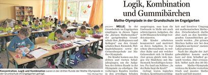 Mathematikolympiade Niedersachsen - MO-Ni 2016