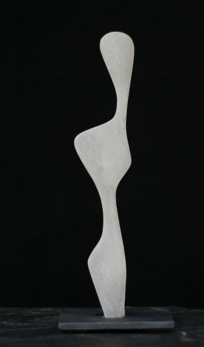 Heidrun Feistner: Belles de jour - 2 / Alabaster / Foto HF