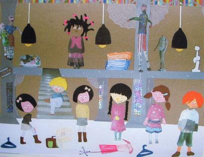 2005/2006 - Ecole maternelle PAIX