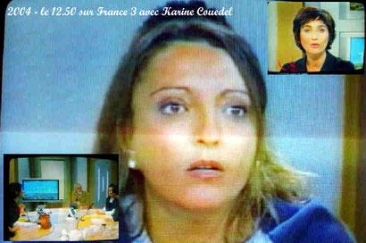 France 3 - 12/14 avec Karine Couedel