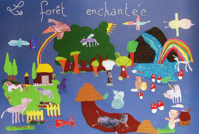 2007 - La forêt enchantée