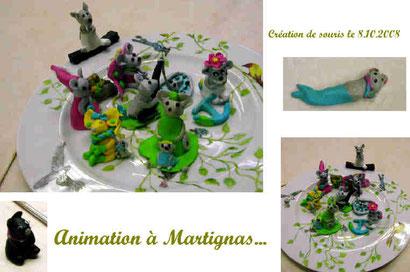 Atelier de Martignas 2008