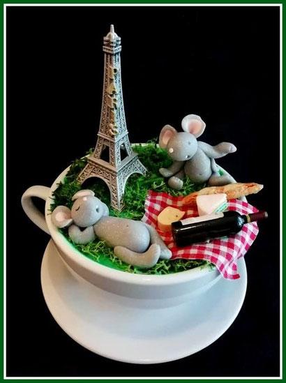 Pique-nique à Paris...