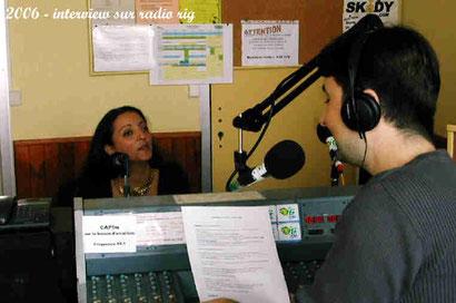 RIG - émission radio 31.10.06