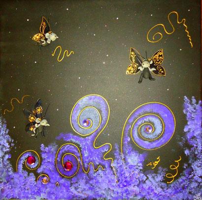Les papillons du soir