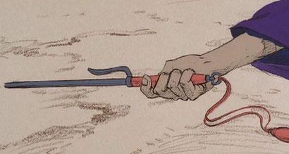 JITTE es un arma tradicional japonesa. Según el Maestro Nakayama su nombre se debería a su efectividad. Para otros expertos, como el maestro Kanawaza, el nombre tendría su origen en que puede ser usado de hasta diez formas diferentes.