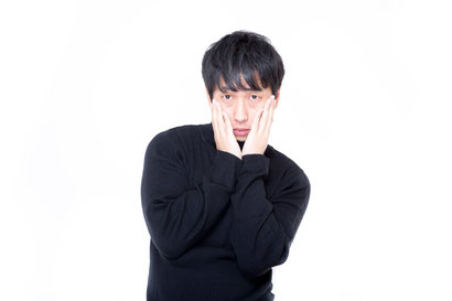 奈良県大和高田市の膝と腰が痛い男性