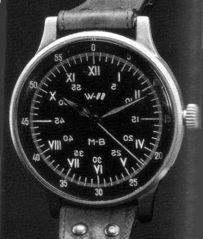 A. Lange & Söhne Artillerie-B- Uhr