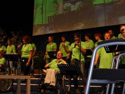 Der Chor Fliekemas- mitreißend und berührend