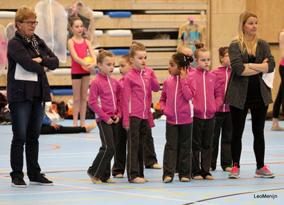 interview josé van appeven over ritmische gymnastiek bij dagvandevrouwen.nl