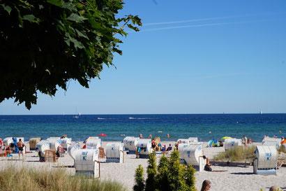 Wahrnehmung Strand-Bewusst-Sein?