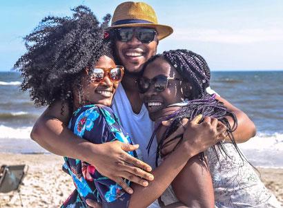 Sonne, Strand und Sonnenbrillen
