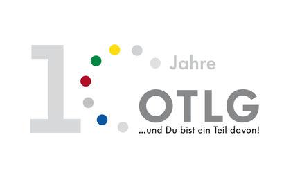 Gestaltung VW-OTLG Jubiläumslogo