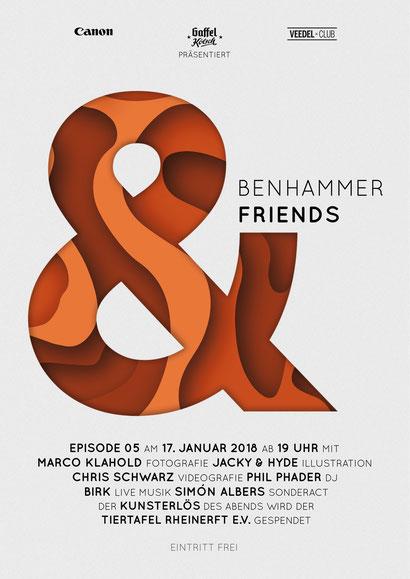 Ben Hammer & Friends