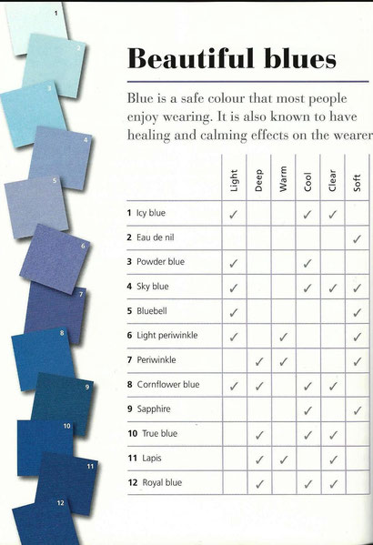 Trendfarben 2014 - Monatlich eine andere Trendfarbe - secondhand2go ...