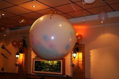 заказать шар сюрприз на детский праздник день рождения ребенка