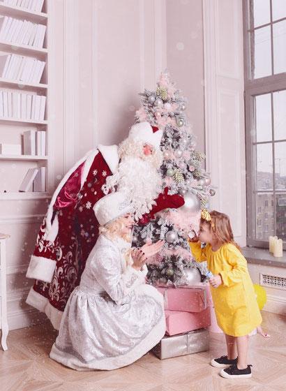 дед мороз и снегурочка заказ и вызов поздравление онлайн