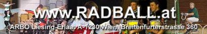 Radball.at Ergebnisse, Termine