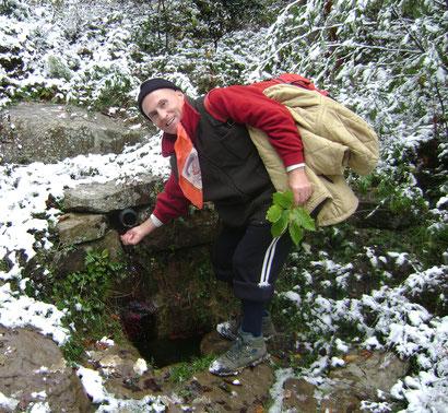 Sull'Appennino con la bellissima flora- Inverno 2008