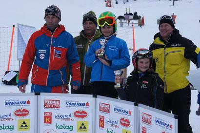 Erster Saisonsieg für Magdalena Erlacher