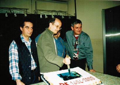 La pugnalata alla torta spetta ad Alessandrini