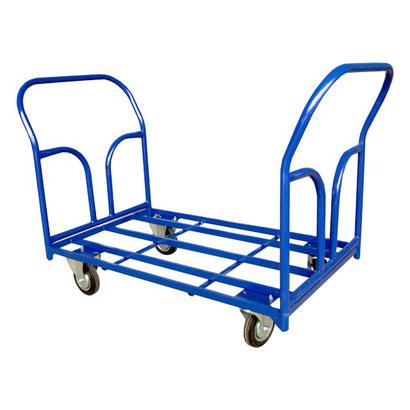 Платформенные грузовые тележки. Серия ТКД