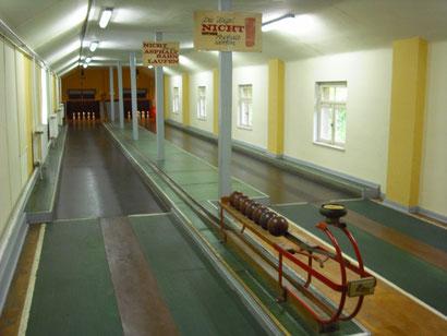 Unsere Bahn im Jahre 2007