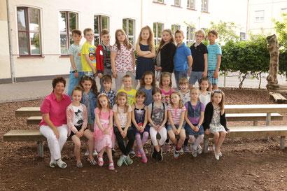 Klasse 3b  - Klassenlehrerin Frau Siemes