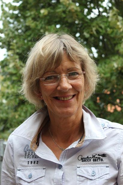Margot Küppers - Klassenlehrerin Klasse 3b