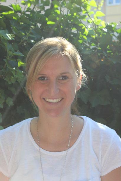 Hannah Sturme - Klassenlehrerin Klasse 1a