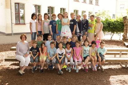 Klasse 3a - Klassenlehrerin Frau Engfeld