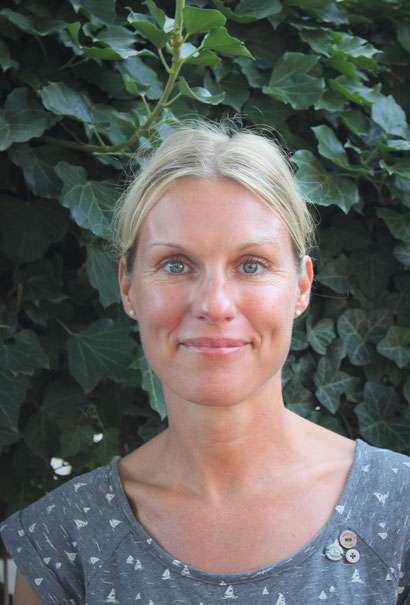 Stefanie Uthmann - Klassenlehrerin Klasse 1b