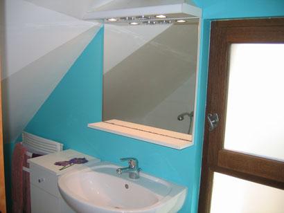 cabinet de toilette 1er étage