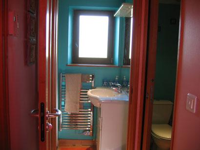 cabinet de toilette wc séparés au rez de chaussée
