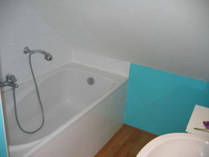 baignoire 1er étage