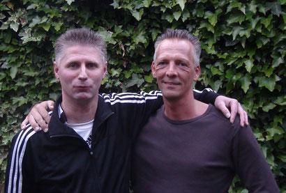 Ab der kommenden Saison Seite an Seite: Dirk Schulz und Michael Ceda