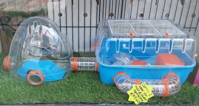 COMBI 2 IDEAL FOR DWARF HAMSTER AND MICE ONLY £49.60 EACH