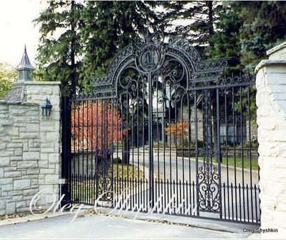 Private Residence. Toronto, Ontario.1998