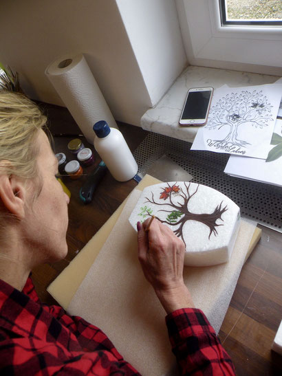 Elisabeth Brückner - creativetime Kerzen