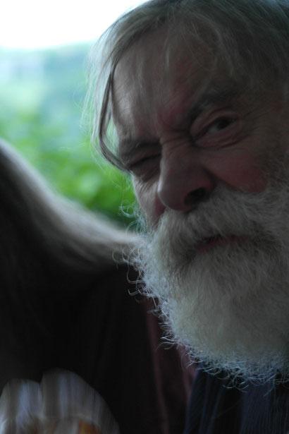 John à St-Aubin, juillet 2013