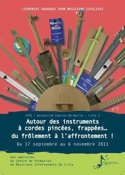 Exposition à Villeneuve d'Ascq, 2011