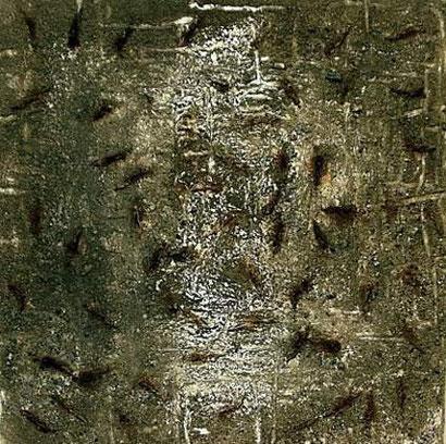 Amador Vallina: Der Ofen ist aus | Malerei - Pintura - Painting