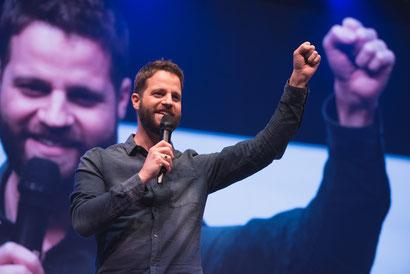 Andreas Boppart von Campus für Christus Schweiz