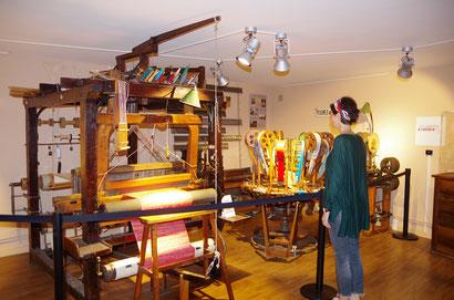 L'Espace Découverte et le Musée Atelier des Canuts