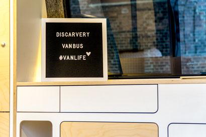 Discarvery VanBUS